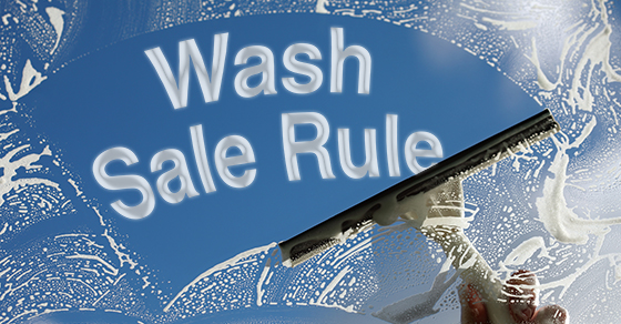 Mandeville La Certified Public Accountant Tax Accountant wash sale rules
